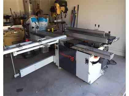 Robland NLX 310 Combination Machine