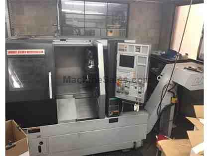 Mori Seiki DuraTurn 2050 Lathe (2013)- Low Hours