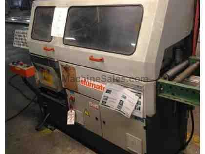 Elumatic Cutting Aluminym Saw