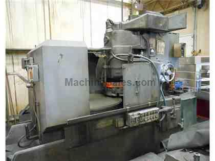 "1966 BLANCHARD MODEL 22D ROTARY SURFACE GRINDER, 42"" CHUCK"