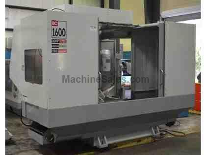 HAAS, EC-1600, CNC HORIZONTAL MACHINING CENTER NEW: 2005