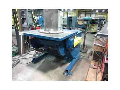 Aronson HD100 10,000lb Capacity Welding Positioner