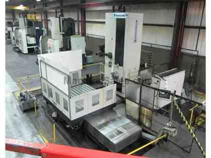 Vanguard SMTCL TH6516A CNC 4-Axis Table Type Boring Mill (2007)  Copy Inven