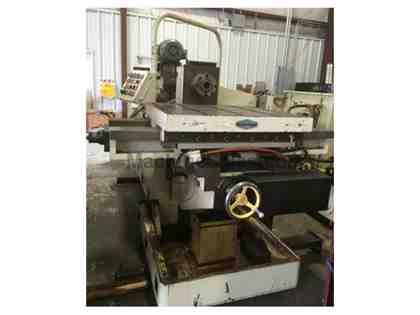 "2"" x 42"" Dadson DS2042-KM, 1/2 - 2 IPM, 36"" x 40"" Table, 3-Axis, Pwrd, Adj. Knee"
