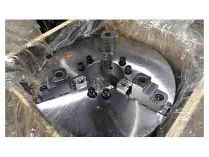 "25"" Diameter Heavy Duty 3-Jaw Chuck"