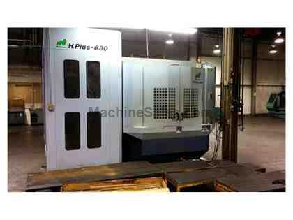 2003 Matsuura H-Plus 630 CNC Horizontal Machining Center