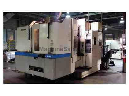 2001 Okuma MA-50HB CNC Horizontal Machining Center