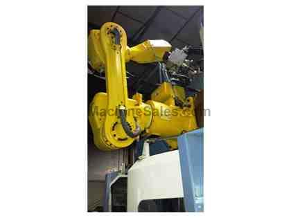Fanuc Robot Arcmate 120I WITH R-J3 CONTROL