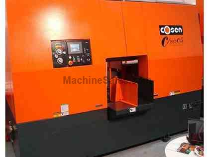 Cosen C Tech series C-5 Fully Programmable Automatic Bandsaw