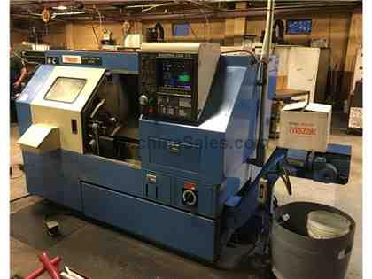 MAZAK QUICK TURN 10N ATC M/C CNC TURNING CENTER
