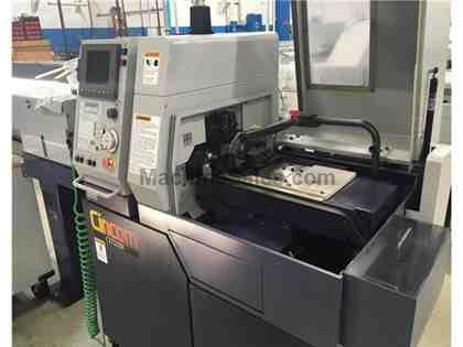2000 CITIZEN BL12 CNC FIXED HEADSTOCK LATHE
