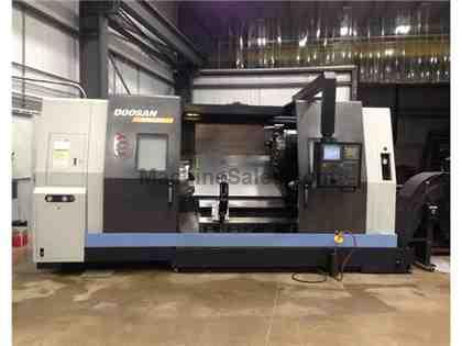 2008 Doosan Puma 800 CNC Turning Center