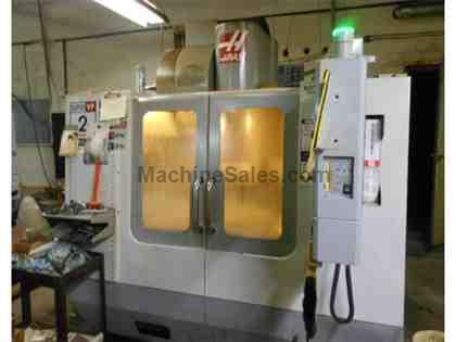 "2006 HAAS VF-2SS-YT HIGH SPEED VMC WITH EXTENDED Y-AXIS, 30"" X 20&quot"