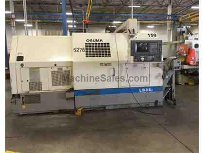 Okuma LB-35II CNC Turning Center