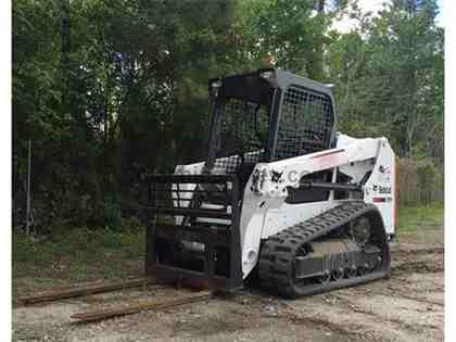 2016 BOBCAT T550 SKID STEER