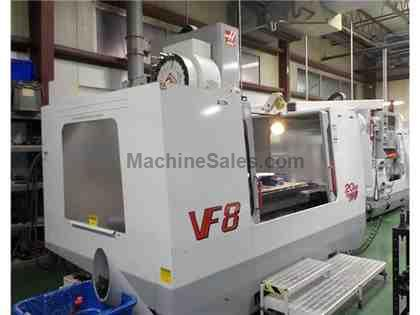 Haas VF-8 CNC Vertical Machining Center
