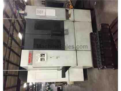 2004 Mori Seiki NH4000 DCG CNC Horizontal Machining Center