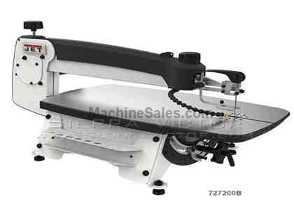 "22"" JET® Scroll Saw with Foot Switch: JWSS-22B"