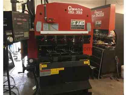 "AMADA RG-35S,38-TON,47.3""BED,3.94""-STROKE,14""OPEN-HEIGHT,AMA"