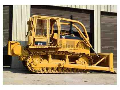 1995 CATERPILLAR D6E DOZER