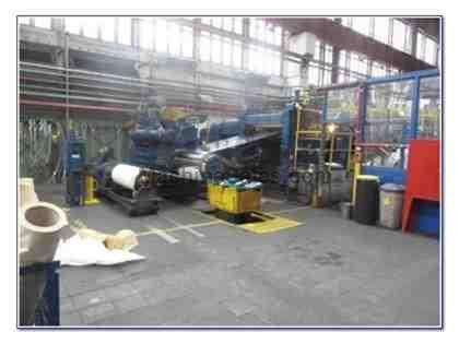 1300mm GENERAL ELECTRIC BRIGHT ANNEALING LINE
