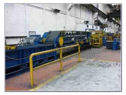 690mm UNGERER CUT-TO-LENGTH LINE