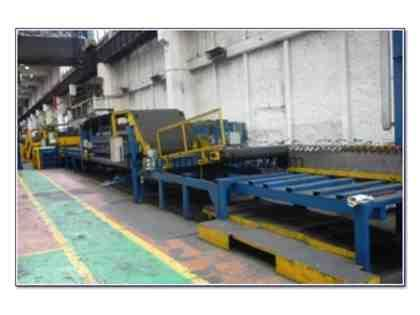 1280mm UNGERER CUT-TO-LENGTH LINE
