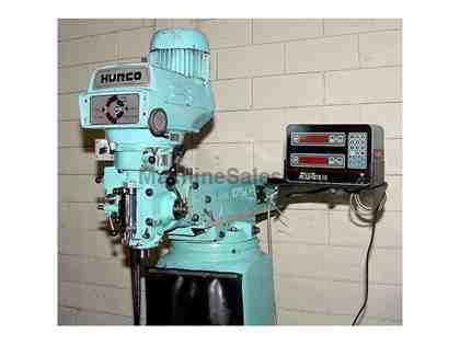 "9"" x 42"" HURCO VERTICAL MILLING MACHINE"