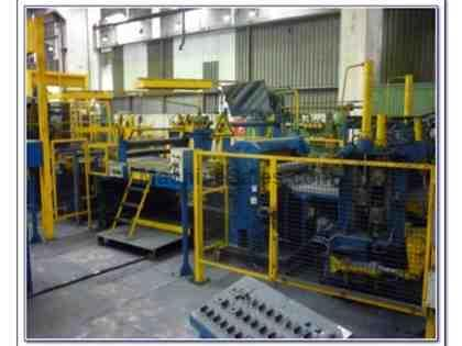 "53"" (1350mm) SUNDWIG SLITTING LINE"