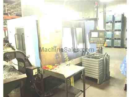 2007 Doosan MV 4020 Vertical Machining Center