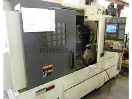 2007 MORI SEIKI NL-2500-M 3 Axis Universal Turning Center All Options