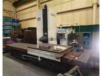 Toshiba BP-110-P20 CNC Table Type Horizontal Boring Mill