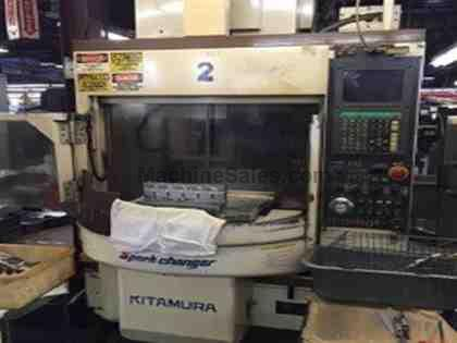 Kitamura Mycenter 0 Superchanger Vertical Machining Center