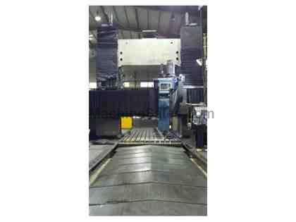 FOREST LINE' CNC 5-Face Bridge Type Milling Machine