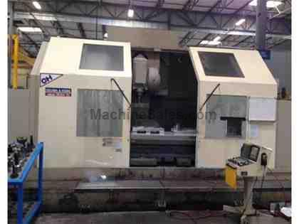 OKUMA, MILLAC 853PF, CNC VERTICAL MACHINING CENTER NEW: 2008