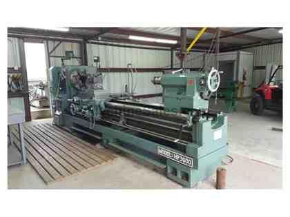 Kingston HP-3000 Big Bore Engine Lathe, 2011 Used Kingston HP3000 Lathe