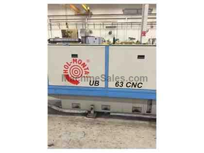 "TOS (Hol-Monta) 24.8"" x 197"" UB 63 CNC Universal Cylindrical Grin"