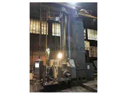 "PAMA 7.08"" CNC Floor Type Horizontal Boring Mill, Ram Type"