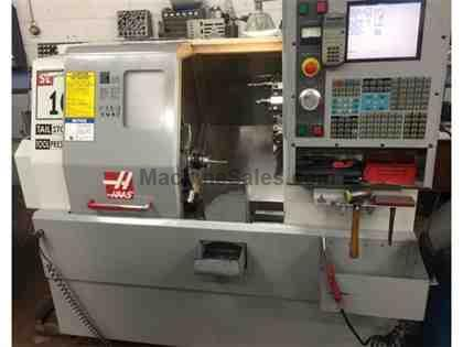 2004 Haas SL-10T CNC Turning Center