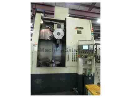 2008 You Ji YV600A Vertical Turning Center with All Options