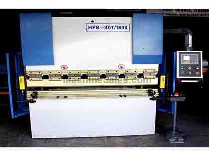 "60"" x 44 Ton HOSTON® NC Programmable Press Brake"
