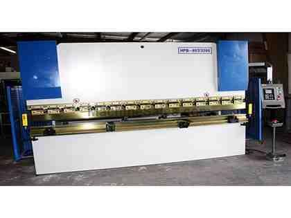 10' x 88 Ton HOSTON® 2 Axis CNC Press Brake