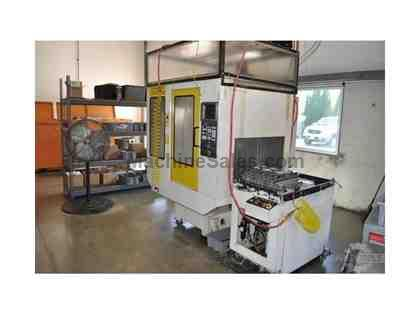FANUC ROBODRILL ALPHA T10B Drilling & Tapping Center