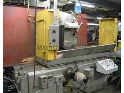 Thompson Reciprocating Surface Grinder