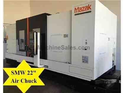 2010 Mazak Slant Turn Nexus 500/2000