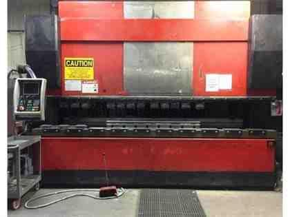 AMADA, HFE 220-4s, CNC PRESS BRAKE NEW: 2004