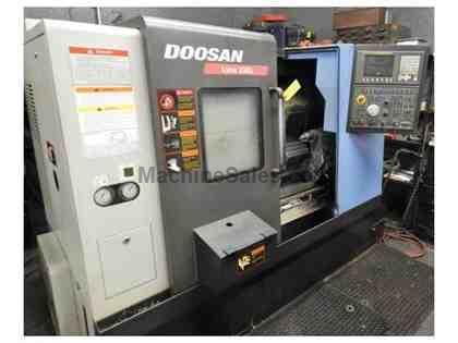 DOOSAN Lynx 220LC CNC Turning Center