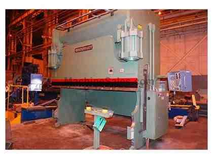 Cincinnati 350 Ton CB II CNC Hydraulic Press Brake