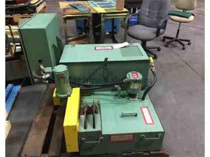 WARREN MODEL WW-500 PARTS WASHER