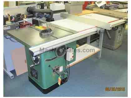 Cabinet Saw 10x50 3/1 RT Grzly